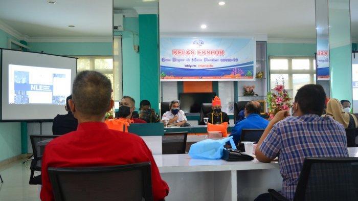 23 Pengusaha Perikanan Sulut Dapat Pelatihan Cara Lakukan Ekspor Mandiri dari BKIPM Manado