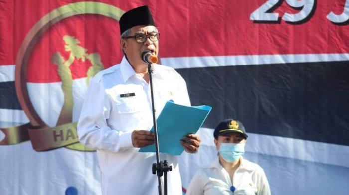 BKKBN Provinsi Sulawesi Utara Gelar Apel Memperingati HARGANAS ke- 28
