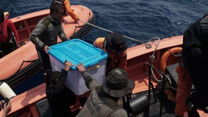 Cerita Sertu Hendra, Marinir yang Temukan Black Box Pesawat Lion Air PK-LQP di Dasar Laut Berlumpur