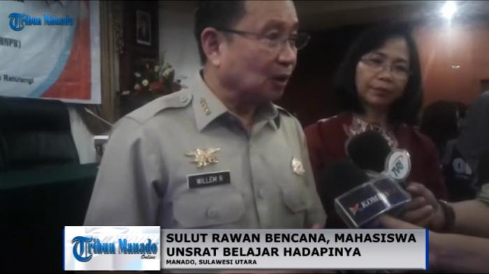 Besok, Presiden Jokowi Lantik Kepala BNPB yang Baru Menggantikan Willem Rampangilei