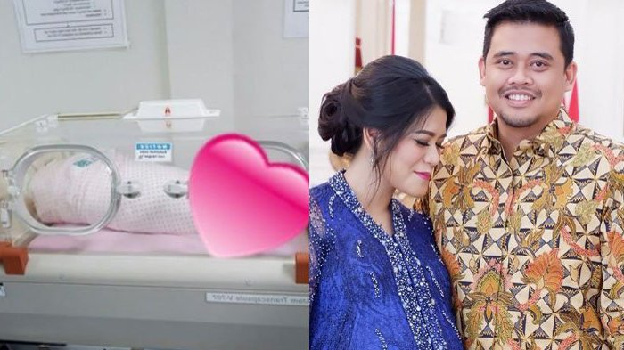 Pasca Kelahiran Bobby Ungkap Kondisi Anaknya, Seperti Ini Cantiknya Cucu Kedua Presiden Jokowi