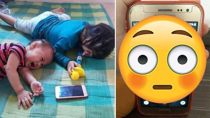 Bahaya yang Terjadi saat Anak-anak Bermain Smartphone Hingga Seharian Penuh