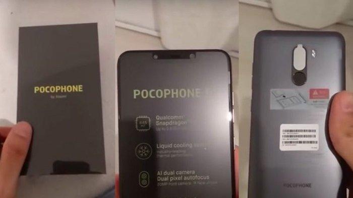 Inilah Bocoran Wajah Pocophone F1 dan Peresmian Xiaomi Poco