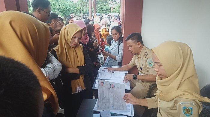 Bolmong Gelar Tes Calon Pegawai Negeri Sipil Mandiri, Ini Alasannya