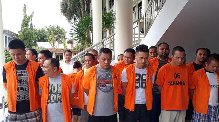Empat Anggota Polres Kotamobagu Ditangkap Karena Terlibat Penggelapan Mobil