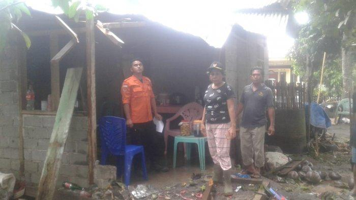 BPBD Ingatkan Warga Waspada Cuaca Ekstrem, Berpeluang Terjadi di Bolmong