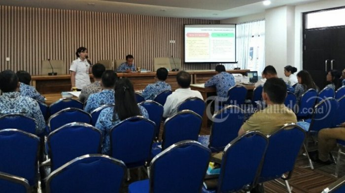 BPJS Kesehatan Sosialisasi di Pemkot Manado