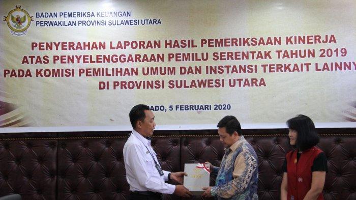 BPK RI Audit Kinerja KPU, Beri Catatan Penyelenggaraan Pemilu 2019
