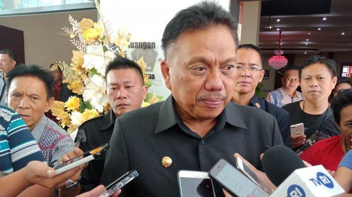 BPK RI Audit Laporan Keuangan Pemprov, Gubernur Larang Pejabat Keluar Daerah