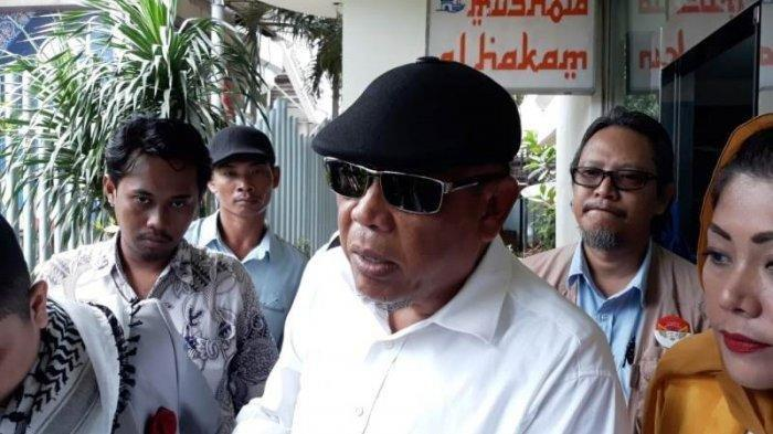 Eggi Sudjana Sengaja Tak Hadiri Panggilan Kedua Polda Metro Jaya Atas Tuduhan Makar