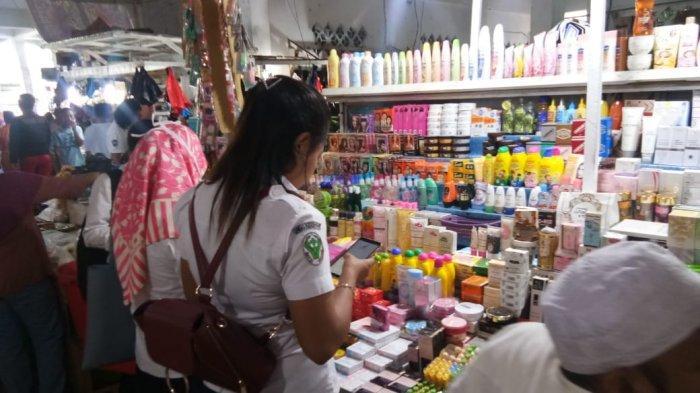 BPOM Amankan 207 Item Dan 1.430 Pcs Kosmetik Ilegal