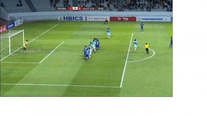 Lagi, Sulut United Gagal Curi Poin, Kalah 1-0 di Kandang Persiba