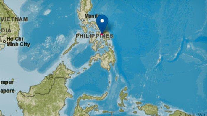 BREAKING NEWS, Gempa Bumi 6.9 SR Terjadi Hari Ini 18 Agustus 2020, Ini Lokasinya