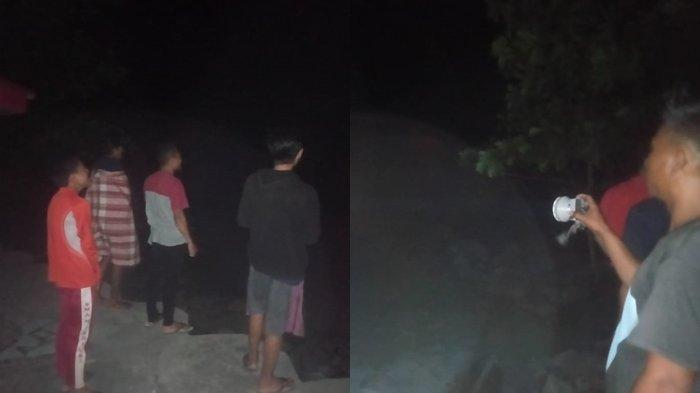 Pasca Diguncang Gempa, Warga Bolsel Mulai Pantau Air Laut, BMKG: Waspada