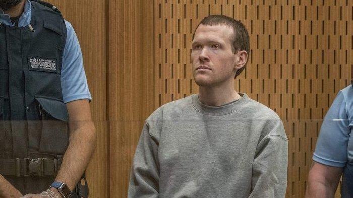 Masih Ingat Brenton Tarrant, Teroris Pembunuh 51 Jamaah Masjid Al-Noor? Hakim Sudah Putuskan Hukuman