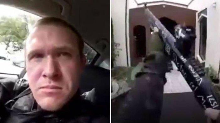 Brenton Tarrant Ternyata Sempat Beri 'Kode Peringatan' Sebelum Tembaki Umat Muslim