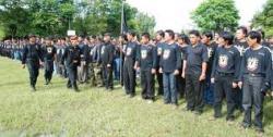Apel dan Pelantikan Adat Tonaas Wangko serta Dewan Pimpinan Tonaas Brigade Manguni Indonesia