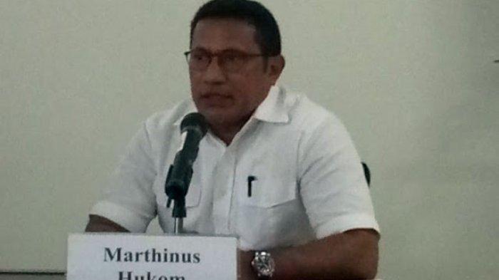 Brigjen Marthinus Hukom, Kadensus 88 Antiteror Polri yang ditugaskan Kapolri untuk tangani teror bom di Makassar.