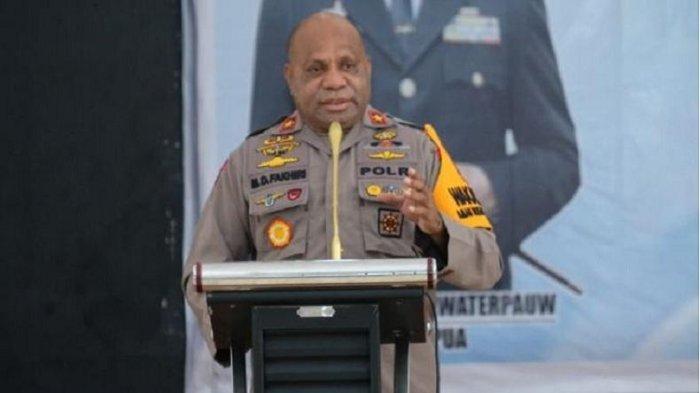 Profil Brigjen Mathius Fakhiri, Kapolda Papua Baru yang Tak Gentar Lawan KKB