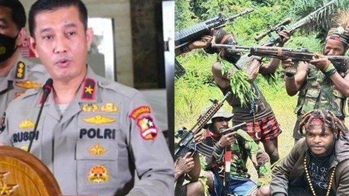 Sosok Brigjen Rusdi Hartono, Ingatkan Masyarakat dengan Keberdaan KKB Papua, Ini Profil & Biodatanya