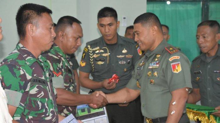 Sosok Joseph Robert Giri, Jendral Berbadan Kekar & Mantan Danrem 131/Santiago, Cinta Sulawesi Utara