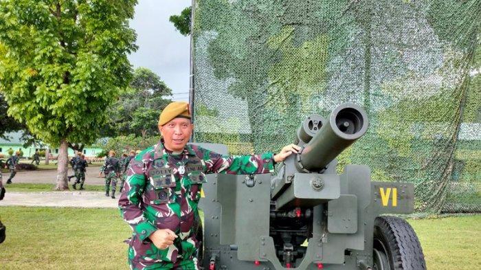 Jendral Asal Kawanua Bagikan Tips Untuk Anak Muda Sulut Agar Sukses di Kesatuan TNI