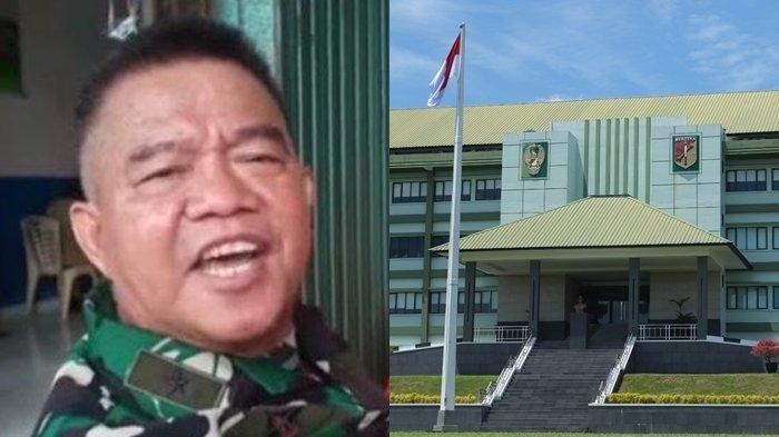 Brigjen TNI Junior Tumilaar Dibebas Tugaskan dari Jabatan Irdam, Begini Tanggapan Kodam Merdeka