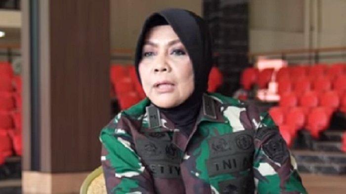 Brigjen TNI Tetty Melina Lubis, Jenderal Perempuan TNI AD, Perwira Tinggi Wanita yang Naik Pangkat
