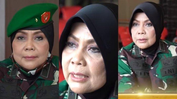 Brigjen TNI Tetty Melina Lubis. Jenderal wanita yang berperan penting Mengurus Posisi Baru Aprilio Manganang