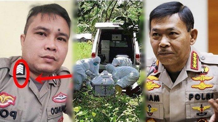 Janji Eks Kapolri Idham Azis Terpenuhi, Bripka Jerry Tumundo Kini Jadi Perwira, Dulu Kisahnya Viral