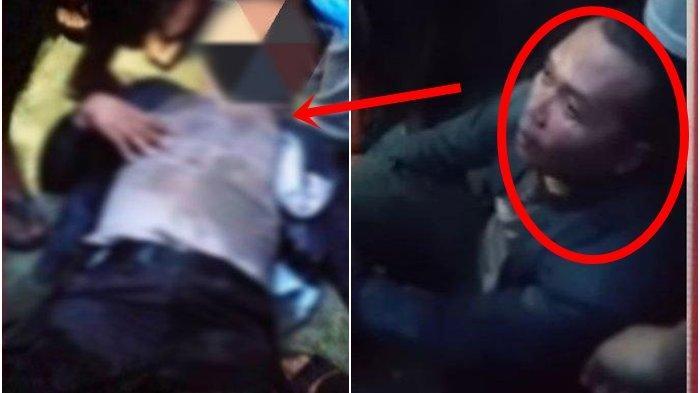 Bripka Joko Albari Rampok Motor Wanita di Medan, Saat Diamuk Massa, Oknum Polisi itu Ngaku Hal ini