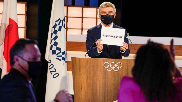 Kota Brisbane Terpilih Jadi Tuan Rumah Olimpiade 2032