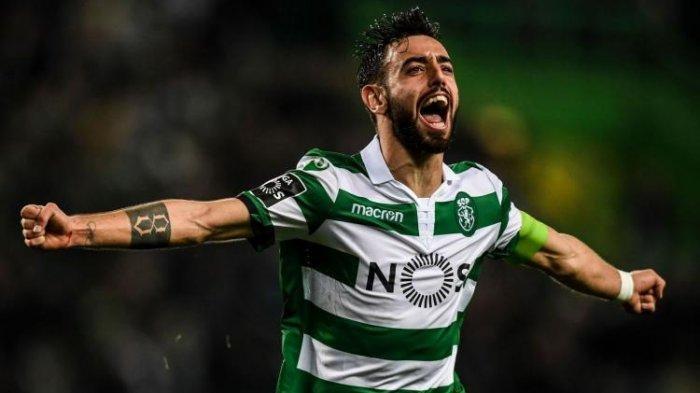 Man United Siapkan Rp 1,2 Triliun Beli Bruno Fernandes dari Sporting CP