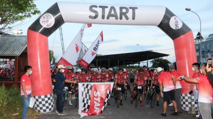 Hasil Lengkap Event Sepeda BSG Uphill Challenge 2021