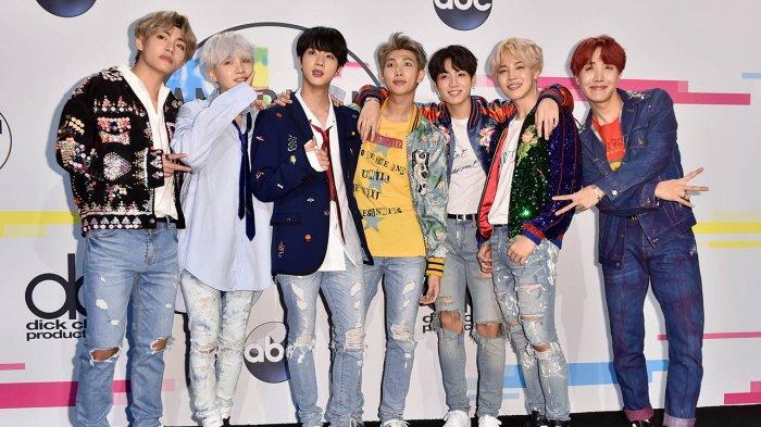 Terjual 3,3 Juta Kopi Dalam 19 Hari, Album Map of the Soul: Persona BTS Cetak Rekor Dunia Guinness