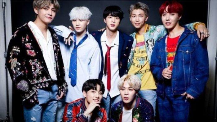 BTS Menang Penghargaan Kategori Best Group dan Best K-Pop di MTV Video Music Awards 2019