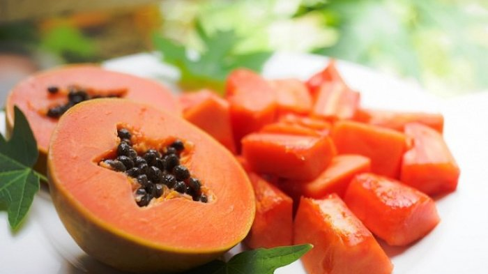 Daftar Makanan yang Dapat Melancarkan Pencernaan,Ikan Salmon hingga Pepaya
