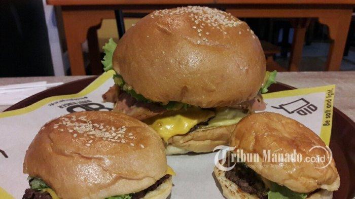 Buddy Burger Manado.