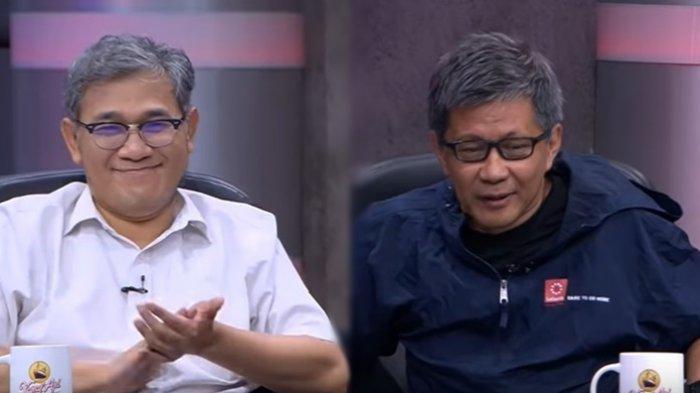 Rocky Gerung Takut Semprot Budiman Sudjatmiko, Kena Skak Mat Politisi PDIP: Dia Tak Berani