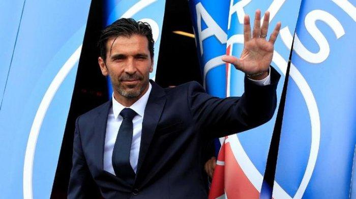 Gianluigi Buffon Kembali ke Pangkuan Parma,