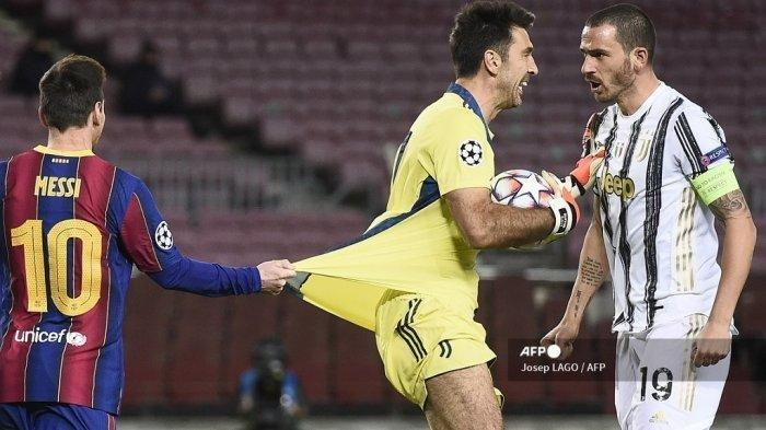 Gianluigi Buffon Isyaratkan Pensiun, Kenang Masa Gemilang di Juventus, Barcelona Tawar Kiper Nomor 2