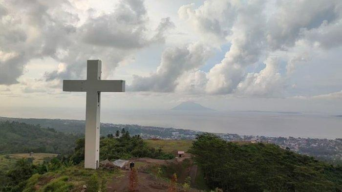 Melihat Manado, Bunaken, Gunung Klabat dan Likupang Dari Makatete Hills Minahasa