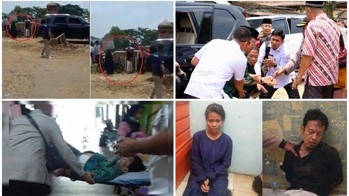 Inilah Tanda Penyerangan Terduga Teroris pada Menko Polhukam Wiranto Bukanlah Rekayasa 'Setting-an'