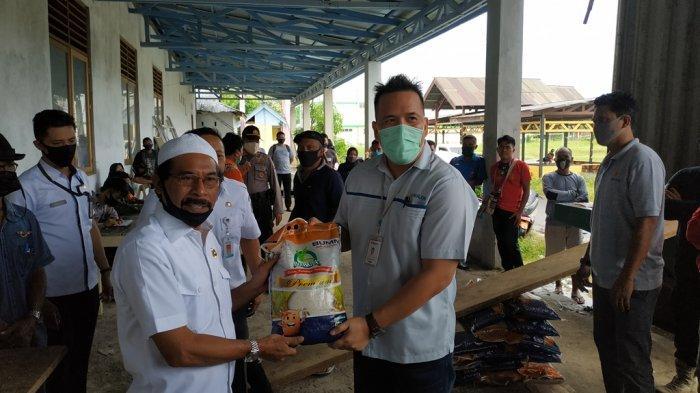 Bulog Serap 200 Ton Beras Petani Lokal untuk Pangan Warga Boltim