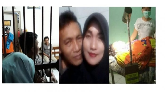 Fakta Terbaru Kasus Suami Bunuh Istri di Bolmong, Tersangka Hamdi:Ditembak Mati Saya Rela