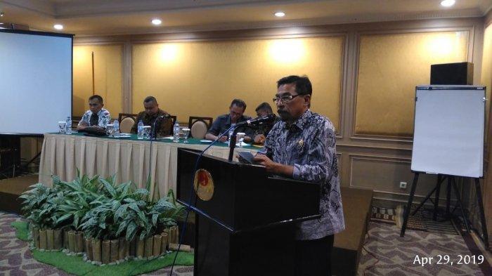 40 PNS Boltim Peserta Diklat Pengadaan Barang dan Jasa Seleksi CAT di BKN Manado