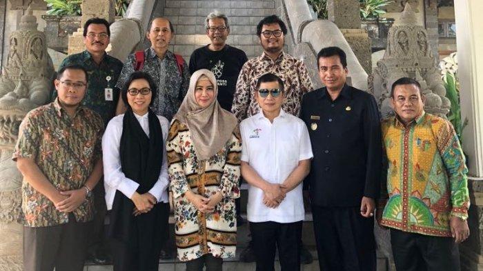 Bupati Yasti Hadiri Undangan Wantimpres di Bali