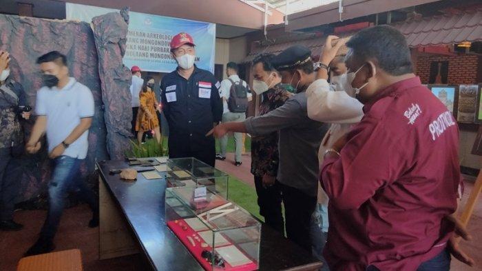 Iskandar Kamaru Minta Balai Arkeologi Suluttenggo Lakukan Penelitian tentang Situs Budaya