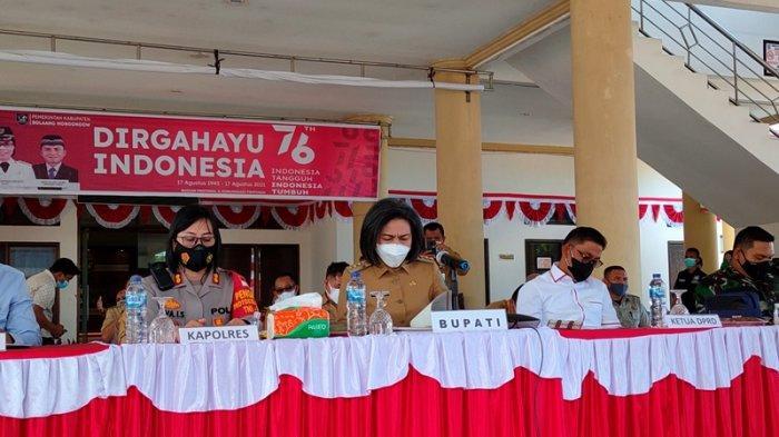 Bupati Bolmong Yasti Soepredjo Mokoagow Minta Masyarakat Berhenti Ambil Paksa Jenazah Covid-19