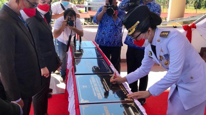 Hari Ini Service Point PM-PTSP Bolmong di Dua Kecamatan Siap Action